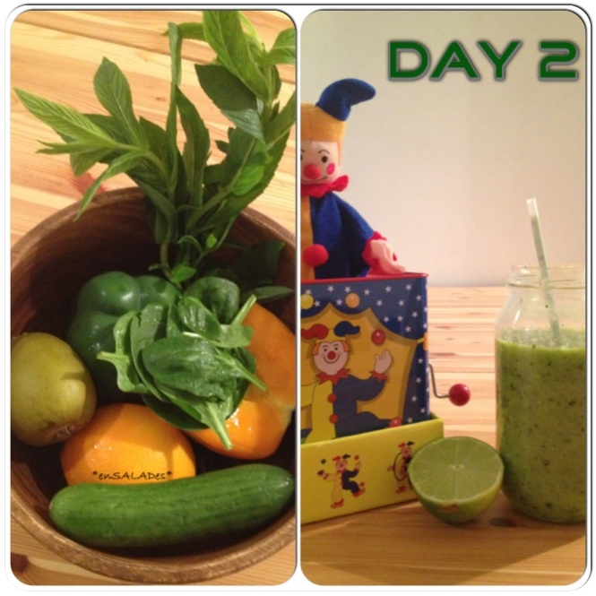 Green Grin Smoothie