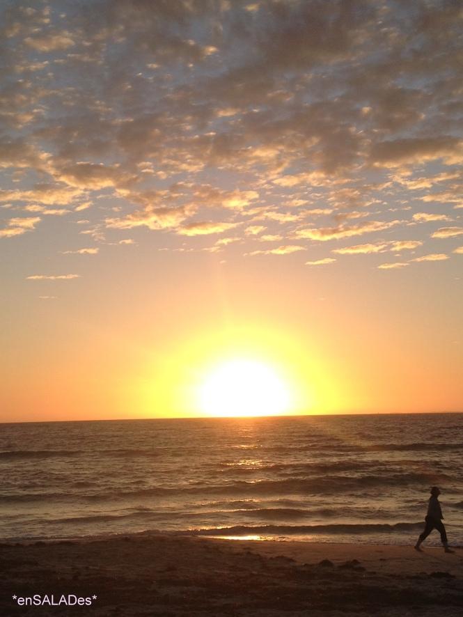 Sunset'