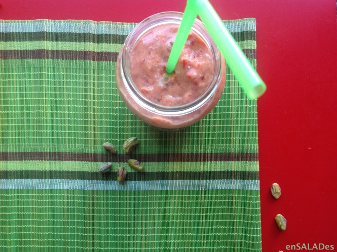 Green Red Smoothie