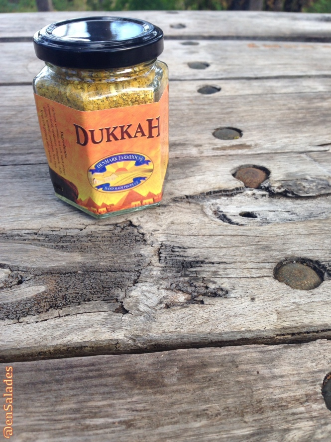 What Dukkah looks like