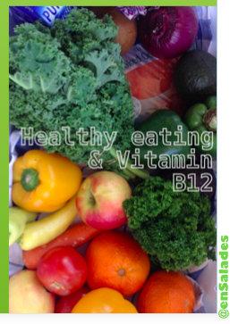 Healthy eating B12