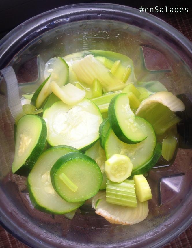 Nutrition soupe saine