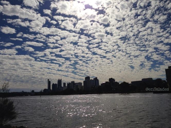 East perth sky