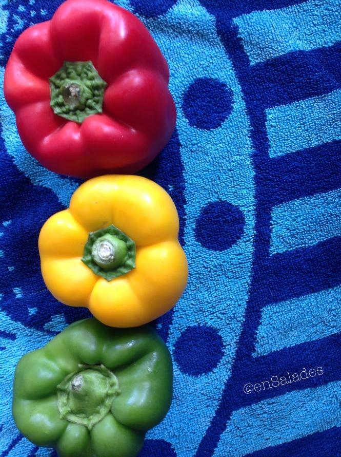 ensalada arcoiris