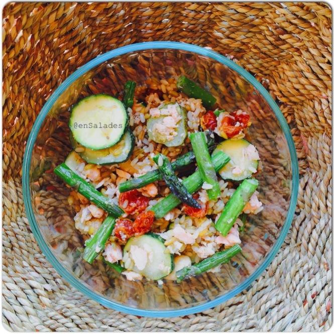 Summer salad health
