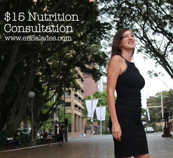 Helene Smile enSalades Nutrition