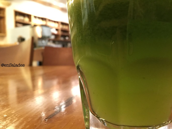 Green juice Sf