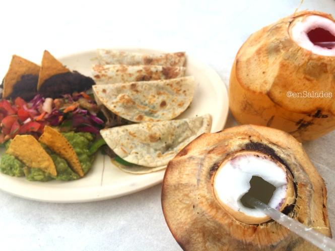Healthy food Tulum
